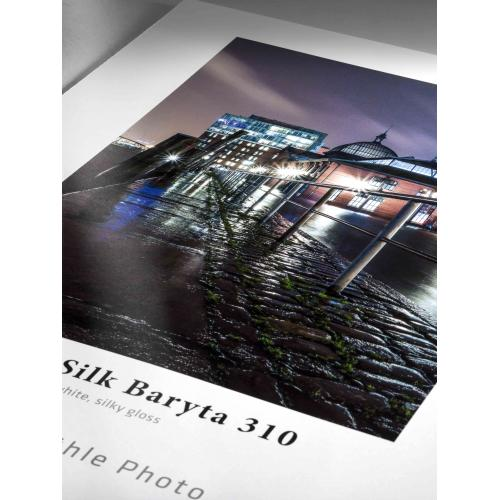 Фотобумага Hahnemuhle Photo Silk Baryta 310
