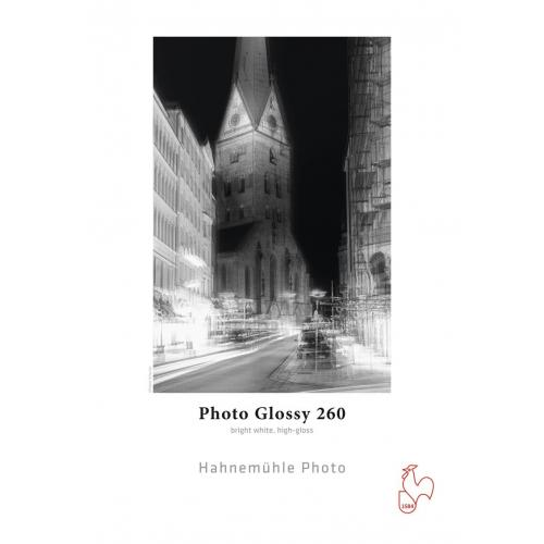Фотобумага Hahnemuhle Photo Glossy 260