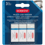Ластик Small Multi Purpose 3шт. Derwent