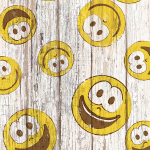 Салфетка Smiley Abiente